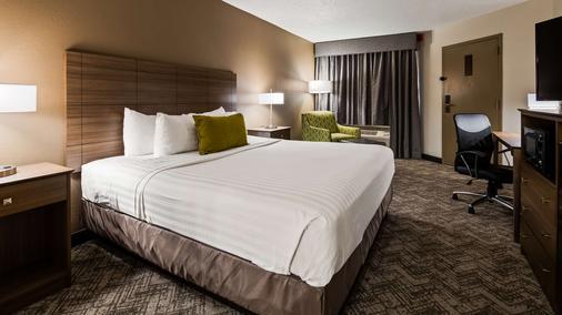 Best Western Center Inn - Virginia Beach - Makuuhuone