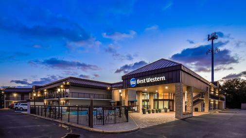 Best Western Center Inn - Virginia Beach - Rakennus