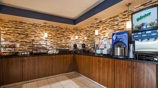 Best Western Center Inn - Virginia Beach - Buffet