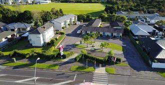Coronation Court Motel - New Plymouth - Außenansicht