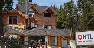 Htl La Malinka - San Carlos de Bariloche - Bygning