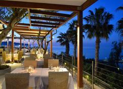 Panorama Hotel - Galatás - Restaurant