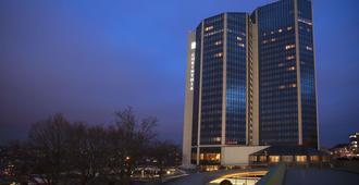 كورينثيا هوتل براج - براغ - مبنى