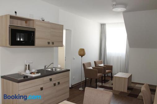 Prime 20 Serviced Apartments - Frankfurt am Main - Kitchen