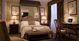 The Eliot Hotel - בוסטון - חדר שינה