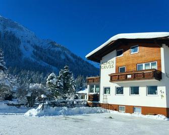 Pension Alpengruss - Heiterwang - Building