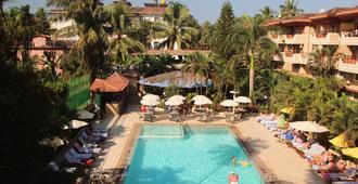 So My Resort - Calangute - Bể bơi