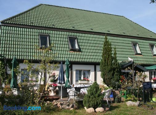 Romantik Landhaus & Pension Klapsliebling - Lübben - Building