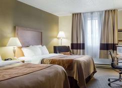 Quality Inn - Bismarck - Makuuhuone