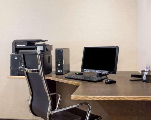 Quality Inn - Bismarck - Business centre