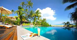 Zara Beach Resort Koh Samui - קו סאמוי - בריכה