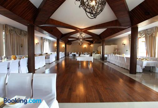 Gosciniec Pod Strzecha - Krzywe (podlaskie) - Banquet hall