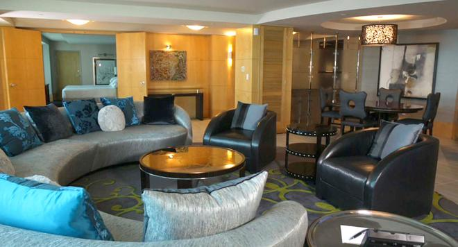 The Water Club - Atlantic City - Lounge