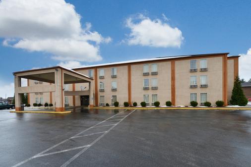 Americas Best Value Inn Evansville - Evansville - Building