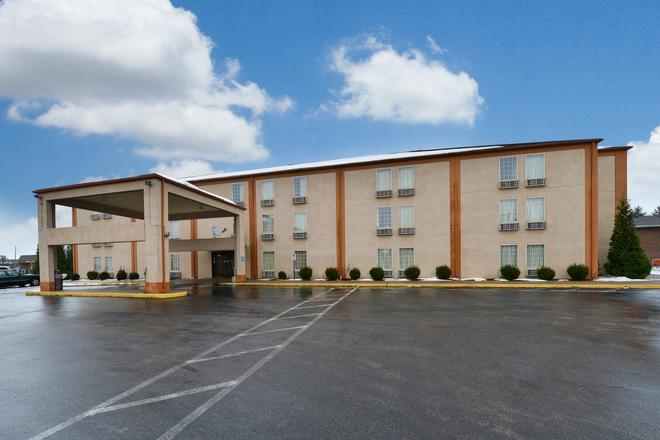 Americas Best Value Inn Evansville - Evansville - Building
