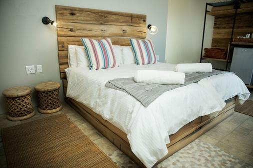 Driftwood Guesthouse - Swakopmund - Phòng ngủ