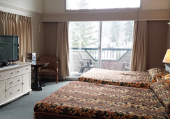 The Drake Inn - Canmore - Bedroom