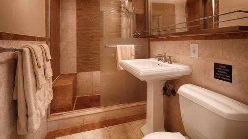 Best Western Plus Hospitality House - New York - Bathroom