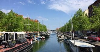 Chr. Harbor - Right On The Canal, 2 Bedroom Apartment Perfect For A Couple - Kopenhagen - Außenansicht
