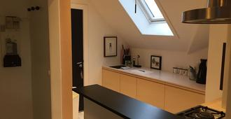 Chr. Harbor - Right On The Canal, 2 Bedroom Apartment Perfect For A Couple - Copenhague - Cocina
