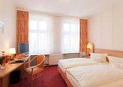 Hotel Benn - Berliini - Makuuhuone