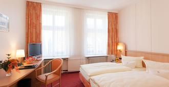 Hotel Benn - ברלין - חדר שינה