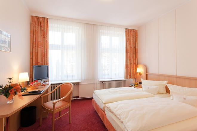 Hotel Benn - Berlin - Bedroom