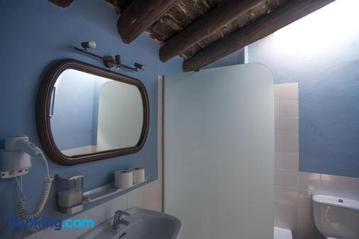 Complejo Rural Font del Roser - Morella - Bathroom