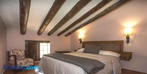 Complejo Rural Font del Roser - Morella - Bedroom