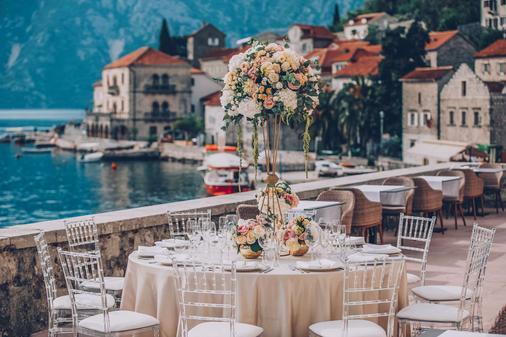 Iberostar Heritage Grand Perast - Kotor - Banquet hall