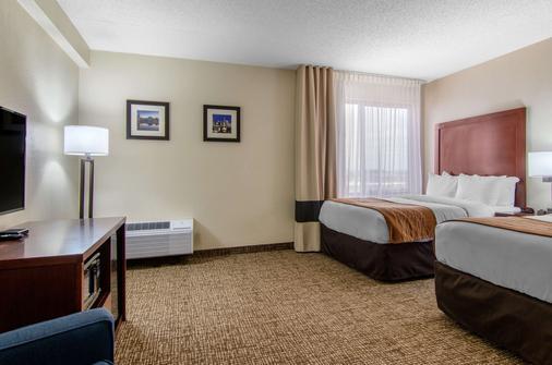Comfort Inn and Suites Wichita - Wichita - Phòng ngủ