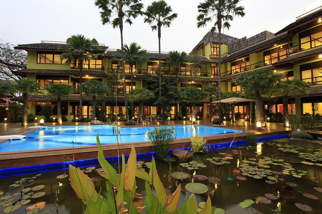 VC@Suanpaak Hotel & Serviced Apartments - Chiang Mai - Bể bơi
