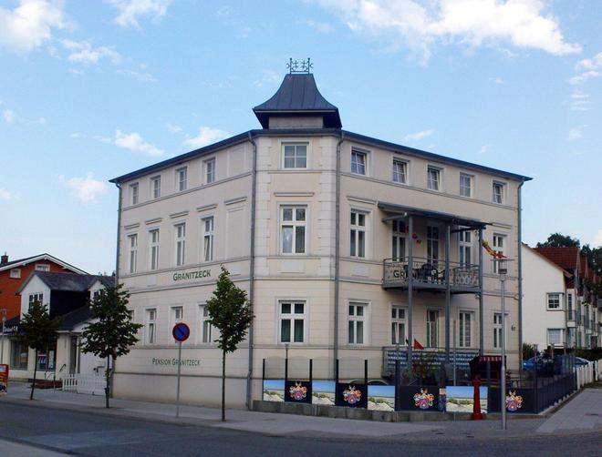 Pension Granitzeck - Ostseebad Sellin