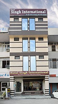 Hotel Singh International - Amritsar - Building