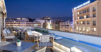 Wyndham Athens Residence - Athens - Balcony