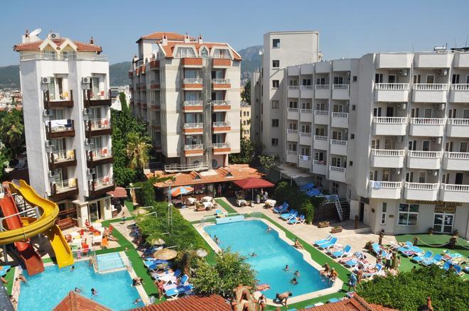 Aegean Park Hotel - Marmaris - Building