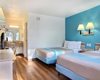 Motel 6 Lubbock - Lubbock - Slaapkamer