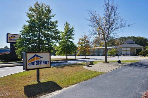 Center Street Value Inn - Auburn - Outdoors view
