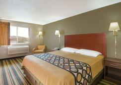 Super 8 by Wyndham Clearfield - Clearfield - Bedroom