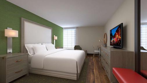 The Hayes Street Hotel - Nashville - Bedroom
