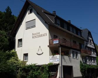 Hotel Pension Winzerhaus - Bacharach - Building