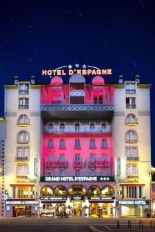 Grand Hôtel d'Espagne - Lourdes - Building