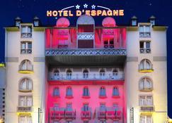 Grand Hôtel d'Espagne - Lourdes - Edificio