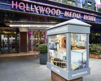 Hollywood Media Hotel - Berlin - Building