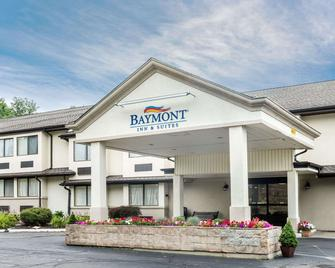 Baymont by Wyndham Branford/New Haven - Branford - Gebäude