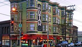 The Utah Inn - San Francisco - Toà nhà