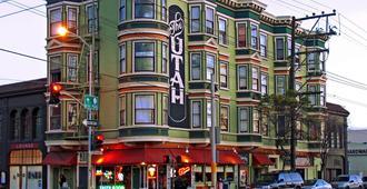 The Utah Inn - סן פרנסיסקו - בניין