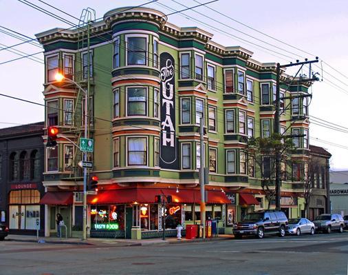 猶他賓館 - 三藩市 - 舊金山 - 建築