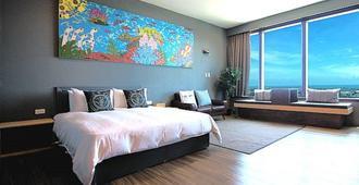85 Sky Hostel - Kaohsiung - Bedroom