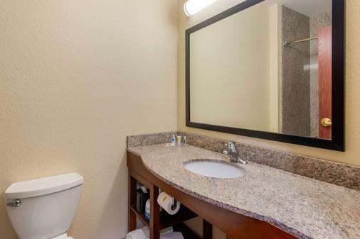 Comfort Inn & Suites Northeast - Gateway - Saint Petersburg - Phòng tắm